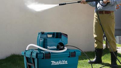nettoyeur haute pression sans fil DHW080ZK Makita